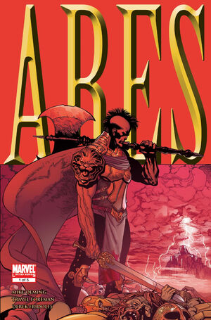 Ares Vol 1 1