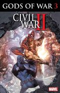 Civil War II Gods of War Vol 1 3 Textless