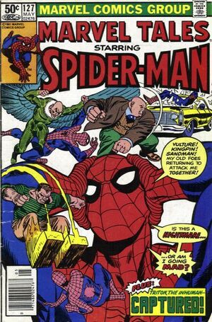 Marvel Tales Vol 2 127