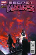 Secret Wars Vol 1 1 Dell'Otto Comicxposure Variant