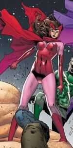 Wanda Maximoff (Clone) (Earth-616) from Magneto Not a Hero Vol 1 3 0001