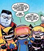 X-Men (Earth-71912) from Giant-Size Little Marvel AVX Vol 1 4 0001