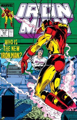 Iron Man Vol 1 231