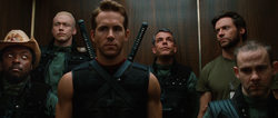 Team X (Earth-10005) from X-Men Origins Wolverine film 0001