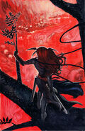 Angela Queen of Hel Vol 1 1 Hans Variant Textless