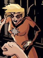 Carol Danvers (Earth-11080) Marvel Universe Vs. The Avengers Vol 1 1
