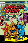 Fantastic Four Vol 1 190