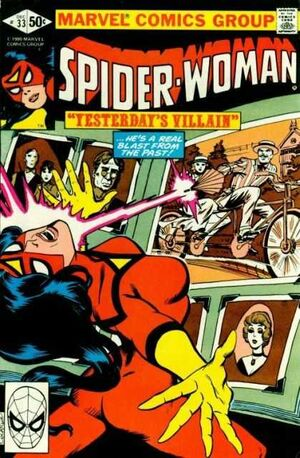 Spider-Woman Vol 1 33
