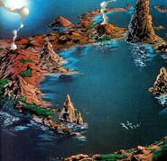 Kiber Island from Black Panther Vol 3 43 001