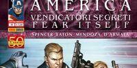 Comics:Capitan America 19