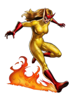 Jacqueline Falsworth (Earth-12131) from Marvel Avengers Alliance 001