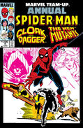 Marvel Team-Up Annual Vol 1 6