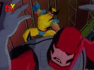 Wolverine (Logan) (Earth-92131) from X-Men The Animated Series Season 1 2 0001