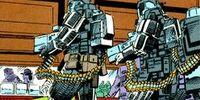 Hardliners (Earth-616)/Gallery