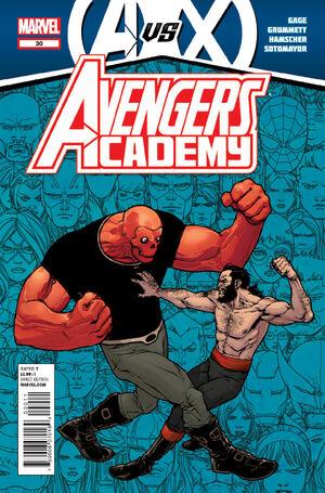 Avengers Academy Vol 1 30
