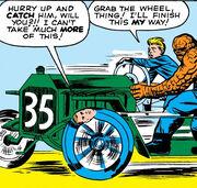 Fantastic Four (Earth-616) from Fantastic Four Vol 1 3 0002