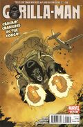 Gorilla Man Vol 1 2