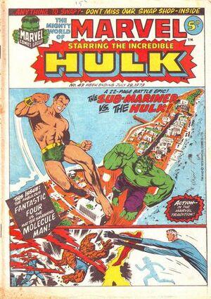 Mighty World of Marvel Vol 1 43