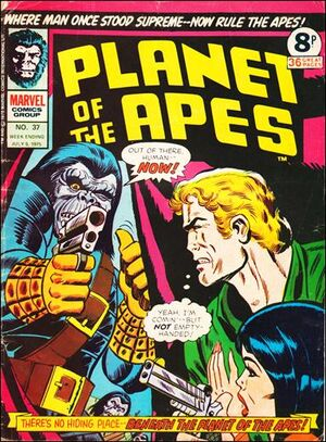 Planet of the Apes (UK) Vol 1 37