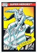 Robert Drake (Earth-616) from Marvel Universe Cards Series I 0001