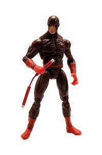 Matthew Murdock (Earth-616) from Marvel Universe (Toys) Series I Wave I 0002