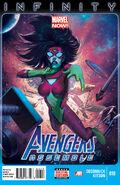 Avengers Assemble Vol 2 18