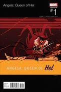 Angela Queen of Hel Vol 1 1 Hip-Hop Variant