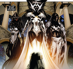 Order of Black Swans (Multiverse) from New Avengers Vol 1 5 0001