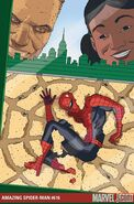 Amazing Spider-Man Vol 1 615 Solicit