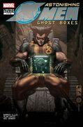 Astonishing X-Men Ghost Boxes Vol 1 1