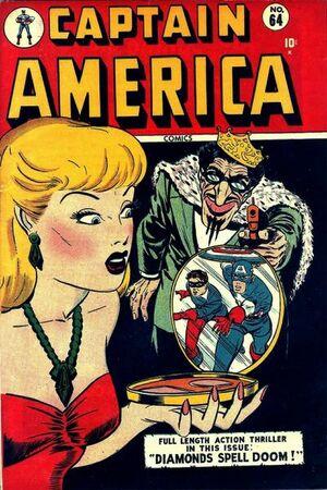 Captain America Comics Vol 1 64