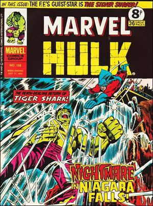 Mighty World of Marvel Vol 1 158