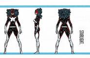 Tania Belinskaya (Earth-616) from Official Handbook of the Marvel Universe Master Edition Vol 1 6 0001