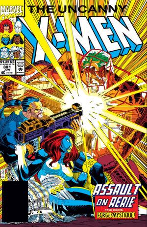 Uncanny X-Men Vol 1 301