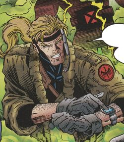 Cormick Grimshaw (Earth-616) from Cable Vol 1 27 0001