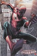 Peter Parker (Earth-616) from Superior Spider-Man Team-Up Vol 1 12