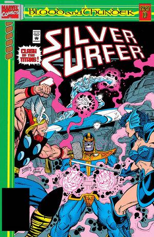 Silver Surfer Vol 3 88