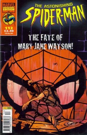 Astonishing Spider-Man Vol 1 112