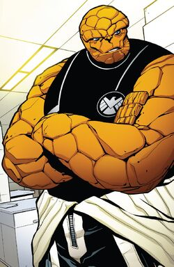 Benjamin Grimm (Earth-616) from Guardians of the Galaxy Vol 4 15 001