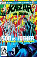 Ka-Zar the Savage Vol 1 7