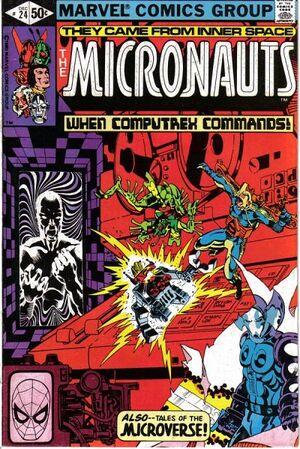 Micronauts Vol 1 24