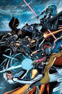 New Avengers Vol 3 18 Textless