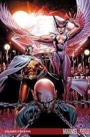 Uncanny X-Men Vol 1 485 Textless