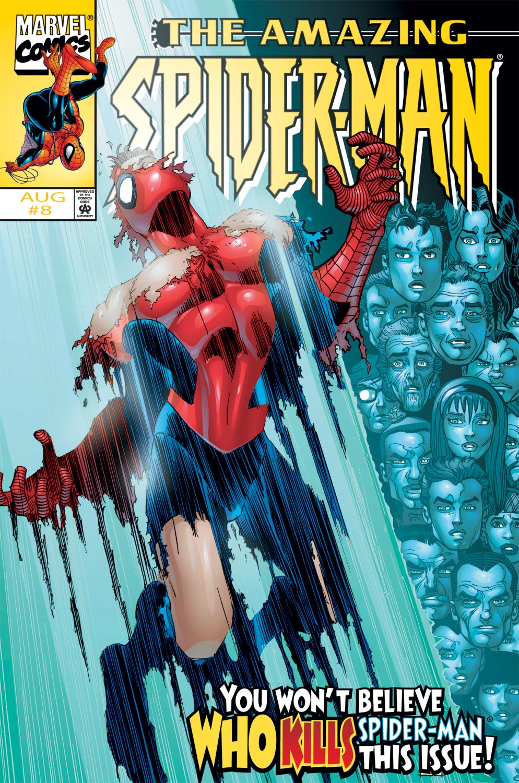 Amazing Spider-Man Vol 2 8