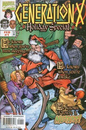 Generation X Holiday Special Vol 1 1