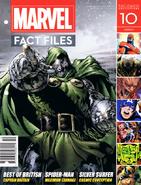 Marvel Fact Files Vol 1 10