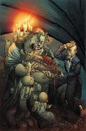Marvel Zombies Christmas Carol Vol 1 3 Textless