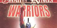 War of Kings: Warriors Vol 1