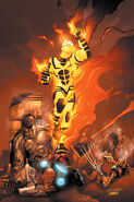 X-Men Vol 2 184 Textless