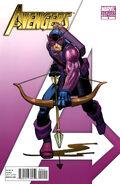 Avengers Vol 4 4 JRJR Variant